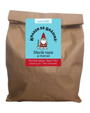 Kraker de Gradina-Sfecla, morcovi, seminte, 500g
